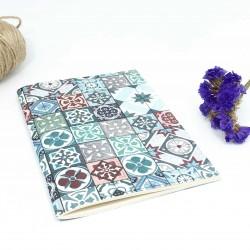 Cuaderno azulejos