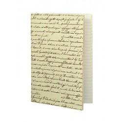 Cuaderno Escritura