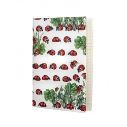 Cuaderno Mariquitas
