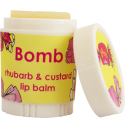 Ruibarbo y Natillas Lip Balm