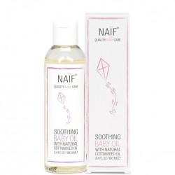 Aceite de masajes Naïf