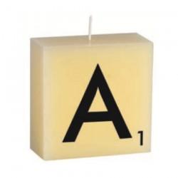 Vela Letras Scrabble